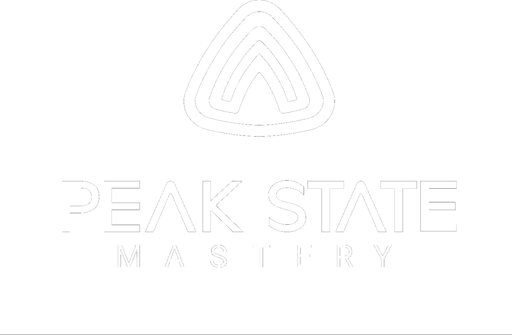 Peak State Mastery